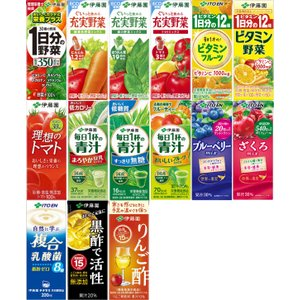 伊藤園 エルビー 選べる紙パック (24本入を...の詳細画像1