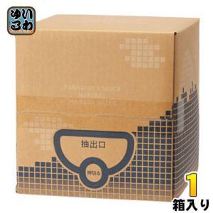ミツウロコ バナジウム&シリカ ナチュラルミネラルウォーター 10L バッグインボックス 1箱 いわゆるソフトドリンクのお店
