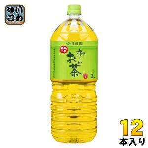 伊藤園 お〜いお茶 緑茶 2Lペット 6本入×2 まとめ買い
