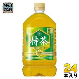 サントリー 緑茶 伊右衛門 特茶 1Lペットボトル 12本入...