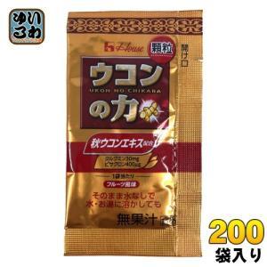 ハウス ウコンの力 顆粒 1.5g 50袋入×4 まとめ買い...