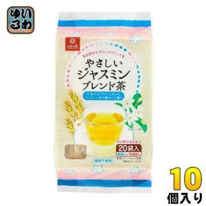 はくばく やさしいジャスミンブレンド茶 (7g×20袋) 10個入