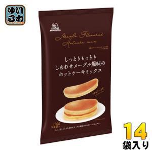 森永製菓 もちもちホットケーキミックス 400g 16袋入