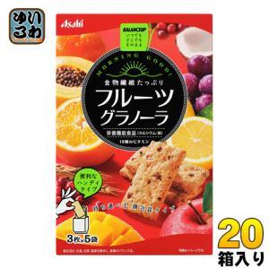 アサヒグループ食品 バランスアップ フルーツグラ...の商品画像