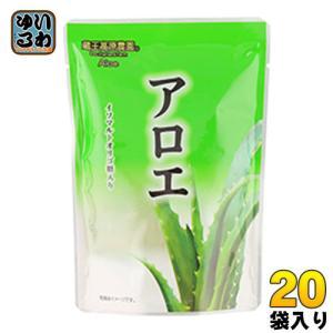 和歌山産業 蔵王高原農園 アロエ 180g 20袋入(10袋入×2まとめ買い)