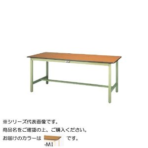 SWP-1275-MI+D3-IV ワークテーブル 300シリーズ 固定(H740mm)(3段(深型W500mm)キャビネット付き)
