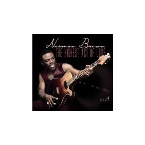 HIGHEST ACT OF LOVE / NORMAN BROWN ノーマン・ブラウン(輸入盤) (CD) 0016351546623-JPT|softya2