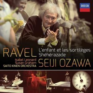 Ravel ラベル『子供と魔法』全曲/小澤征爾/サイトウ・キネン・オーケストラ(輸入盤) (CD)0028947867609-JPT|softya2