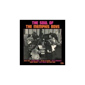 (おまけ付)SOUL OF THE MEMPHIS BOYS / VARIOUS ヴァリアス(輸入盤) (CD) 0029667098328-JPT|softya2