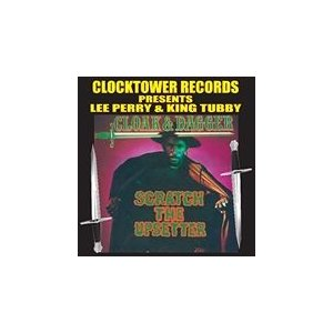 CLOAK & DAGGER / LEE PERRY & KING TUBBY リー・ペリー&キング・タビー(輸入盤) (CD) 0061297617517-JPT|softya2