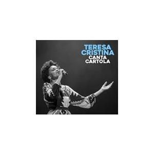 CANTA CARTOLA / TERESA CRISTINA テレサ・クリスティーナ(輸入盤) (CD+DVD) 0075597943771-JPT|softya2