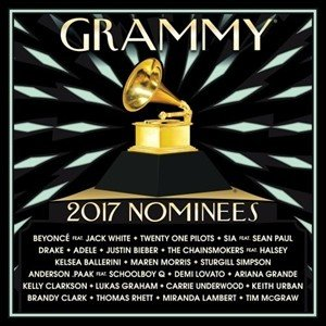 2017 Grammy Nominees グラミー・ノミニーズ / VARIOUS ヴァリアス(輸入盤) (CD) 0075678662447-JPT|softya2