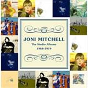 STUDIO ALBUMS 1968-1979 / JONI MITCHELL ジョニ・ミッチェル(輸入盤) (10CD) 0081227971786-JPT softya2