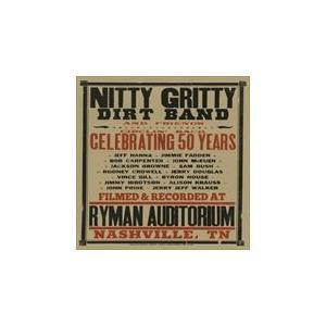 CIRCLIN' BACK - CELEBRATING 50 YEARS / NITTY GRITTY DIRT BAND ニッティー・グリッティー(輸入盤) (2CD) 0093624916642-JPT softya2
