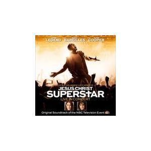 JESUS CHRIST SUPERSTAR LIVE IN CONCERT ジーザス・クライスト・スーパースターサウンドトラック(輸入盤2CD) 0190758484228-JPT