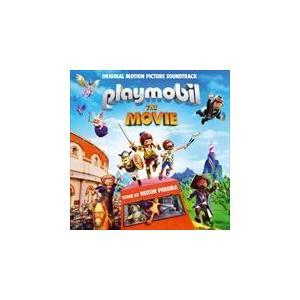 (おまけ付)PLAYMOBIL: THE MOVIE プレイモービル:ザ・ムービー / O.S.T. サウンドトラック サントラ(輸入盤) (CD) 190759768525-JPT|softya2