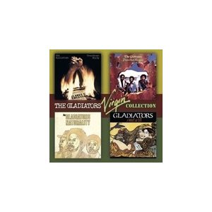 VIRGIN COLLECTION / GLADIATORS グラディエーターズ(輸入盤) (2CD) 0600753679678-JPT|softya2