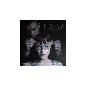 FIFTY SHADES DARKER フィフティ・シェイズ・オブ・グレイ / O.S.T. サウンドトラック(輸入盤) (CD) 0602557372571-JPT softya2