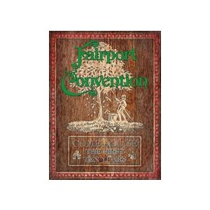 COME ALL YE - THE FIRST TEN YEARS (1968 TO 1978) / FAIRPORT CONVENTION (輸入盤) (7CD) 0602557484793-JPT softya2