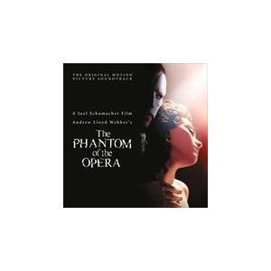 PHANTOM OF THE OPERA オペラ座の怪人 / O.S.T. サウンドトラック(輸入盤) (CD) 0602567006206-JPT|softya2
