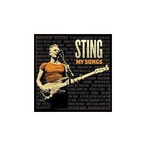 2019.05.24現地発売 MY SONGS / STING スティング(輸入盤) (CD) 0602577587207-JPT|softya2
