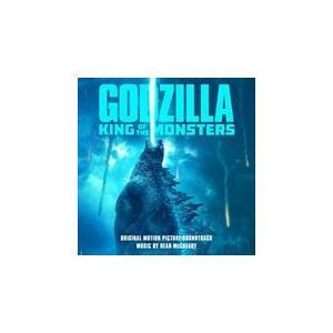 7月上旬頃入荷予定 GODZILLA: KING OF MONSTERS ゴジラ キングオブモンスター / O.S.T. サウンドトラック(輸入盤) (2CD) 0794043200274-JPT