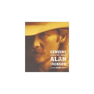 GENUINE : THE ALAN JACKSON STORY / ALLAN JACKSON アラン・ジャクソン(輸入盤) (3CD) 0887254063926-JPT softya2