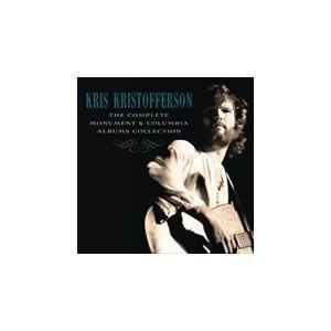 COMPLETE MONUMENT & COLUMBIA ALBUM COLLECTION / KRIS KRISTOFFERSON (輸入盤) (16CD) 0888430829022-JPT softya2