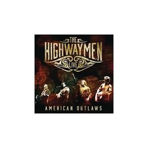 LIVE - AMERICAN OUTLAWS / HIGHWAYMEN ハイウェイメン(輸入盤) (3CD+DVD) 0888751000025-JPT softya2