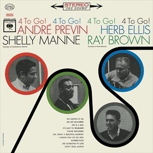 4 TO GO! / ANDRE PREVIN アンドレ・プレヴィン(輸入盤) (CD) 0889854074227-JPT|softya2