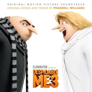 怪盗グルーのミニオン大脱走 Despicable Me 3 / サウンドトラック サントラ (輸入盤) (CD) 0889854502126-JPT|softya2