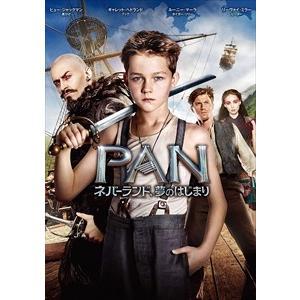 PAN〜ネバーランド、夢のはじまり〜 / (DVD) 100...