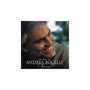 VIVERE : BEST OF/ANDREA BOCELLI アンドレア・ボチェッリ (輸入盤) 4560179133504-JPT|softya2