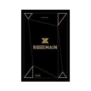 REMAIN (TW)(LTD) / KNK クナクン(輸入盤) (CD+DVD) 4719760200112-JPT|softya2