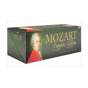 MOZART : COMPLETE EDITION / VARIOUS オムニバス(輸入盤) (170CD) 5028421950105-JPT|softya2