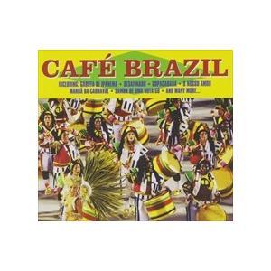 カフェ・ブラジル〜ボサノヴァ&モア CAF? BRAZIL (輸入盤) オムニバス Various /(CD) 5060143494932-JPT|softya2
