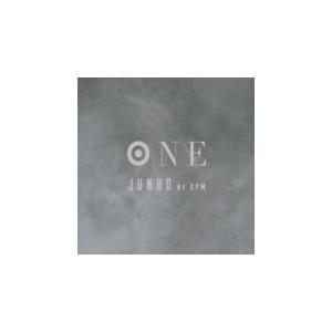 BEST ALBUM : ONE / JUNHO (2PM) ジュノ(2PM) (輸入盤)(CD) 8809269505187-JPT|softya2