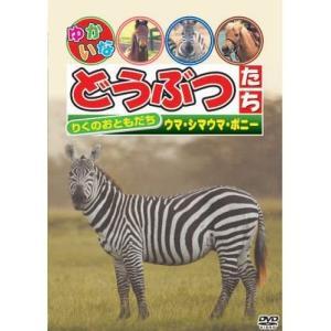 ゆかいなどうぶつたち〜ウマ・シマウマ・ポニー〜(DVD)ABX-116|softya2