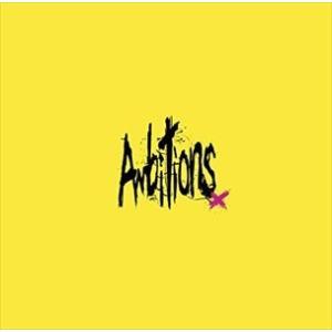 (おまけ付)AMBITIONS (初回限定盤) ...の商品画像