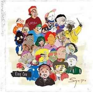 (おまけ付)Sympa(通常盤) / King Gnu キングヌー (CD) BVCL930-SK softya2