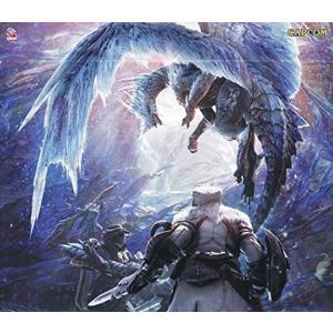 (おまけ付)モンスターハンターワールド:アイスボーン オリジナル・サウンドトラック / ゲームミュージック (CD) CPCA10467-SK