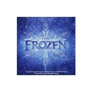 FROZEN(輸入盤) アナと雪の女王 オリジナル・サウンドトラック(CD) 0050087295745-JPT softya2