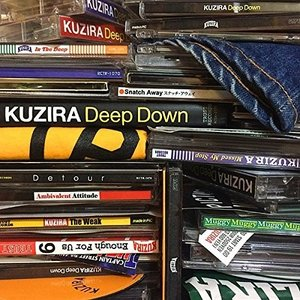 (おまけ付)Deep Down / KUZIRA クジラ (CD) RCTR1070-SK