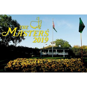 THE MASTERS 2019 Blu-ray /  (Blu-ray) TCBD886-TC
