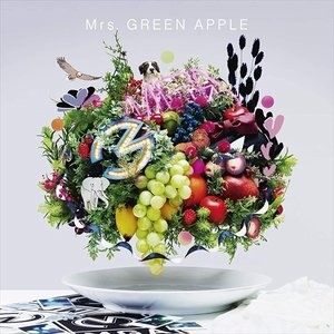 (おまけ付)2020.07.08発売 5(通常盤) / Mrs.GREEN APPLE ミセスグリーンアップル (CD) UPCH20549-SK softya2