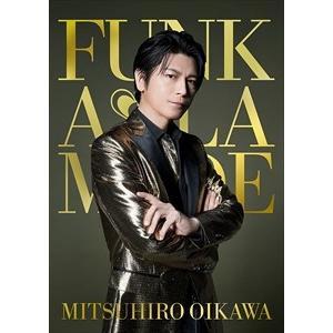 (おまけ付)FUNK A LA MODE (初回限定盤A CD+DVD+48P写真集) / 及川光博 (CD+DVD) VIZL-1152-SK
