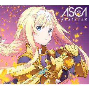 """★迅速配送!おまけ付!★""""SAO""""新オープニングはASCAのエモーショナルなアップチューン!  AS..."""