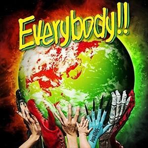 (おまけ付)Everybody!! / WANIMA ワニマ (CD) WPCL-12817-SK|softya2