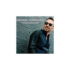 PERSUASION / BRIAN SIMPSON ブライアン・シンプソン(輸入盤) (CD) 0016351544421-JPT|softya