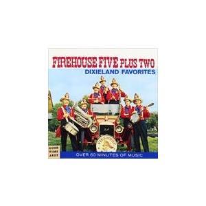 DIXIELAND FAVORITES / FIREHOUSE 5 ファイアーハウス・5(輸入盤) (CD) 0025218300827-JPT|softya
